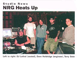 EQ Magazine: NRG Heats Up